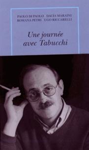 Paolo Di Paolo et Dacia Maraini - Une journée avec Tabucchi - Suivi d'une interview de Carlos Gumpert.