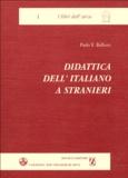 Paolo-E Balboni - Didattica dell'italiano a stranieri.