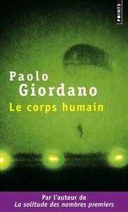 Paolo Giordano - Le corps humain.