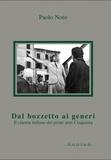 Paolo Noto - Dal bozzetto ai generi - Il cinema italiano dei primi anni Cinquanta.