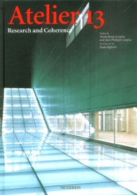 Paolo Righetti - Atelier 13 - Research and Coherence.