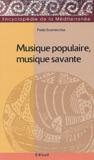 Paolo Scarnecchia - Musique populaire, musique savante.