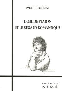 Histoiresdenlire.be L'oeil de Platon et le regard romantique Image