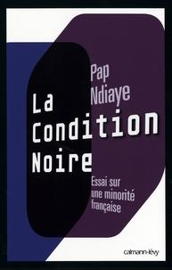 Pap Ndiaye - La Condition noire - Essai sur une minorité française.