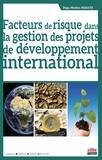 Papa Modou Ndiaye - Facteurs de risque dans la gestion des projets de développement international.