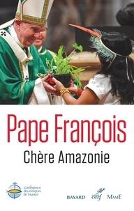 Pape François - Chère Amazonie - Querida Amazonia - Exhortation apostolique.
