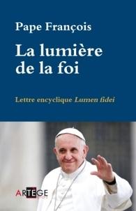 La lumière de la foi -  Pape François pdf epub