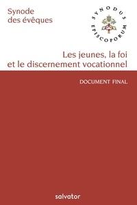 Deedr.fr Sur la jeunesse, la foi et le discernement vocationnel - XVe Assemblée Générale du Synode des Evêques 13-28 octobre 2018 Image
