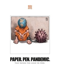 Publishing Benevento - Paper. pen. pandemic - Viral cartoons from around the globe..
