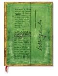 PAPERBLANKS - Carnet Les Manuscrits 18x23 Yeats Pâques 1916 ligné