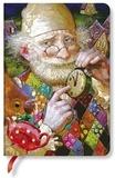 PAPERBLANKS - Carnet Merveilles et Imagination 12x17 Possibilité ligné