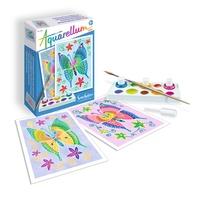 Papeterie Papeterie - Aquarellum mini Papillons.