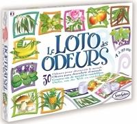 Papeterie Papeterie - Coffret Le loto des odeurs.