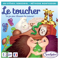 Papeterie Papeterie - Jeu sensoriel Toucher.