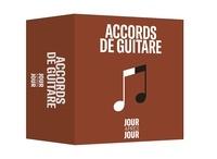 Papier cadeau - Accords de Guitare.