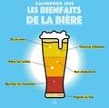 Papier cadeau - Calendrier Les bienfaits de la bière.