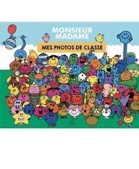 Papier cadeau - Mes photos de classe Monsieur Madame.