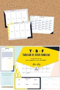 Téléchargement gratuit de livres audio Android TBF - Tableau de bord familial  - Le kit tout en un pour organiser sa vie de famille, Sept. 2019-Déc. 2020 par Papier cadeau