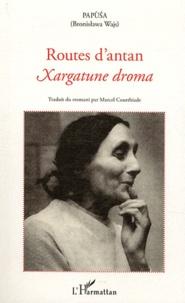Papusa - Routes d'antan - Edition bilingue français-rromani.