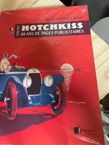 Paquereau Jacques - Hotchkiss 60 ans de pages publicitaires.