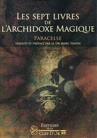 Era-circus.be Les sept livres de l'archidoxe magique Image