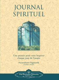 Journal spirituel - Une pensée pour vous inspirer chaque jour de lannée.pdf