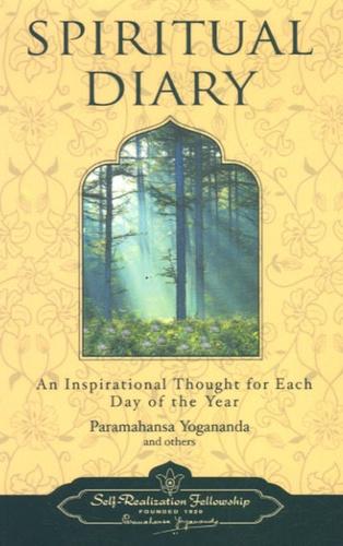 Paramahansa Yogananda - Spiritual diary.