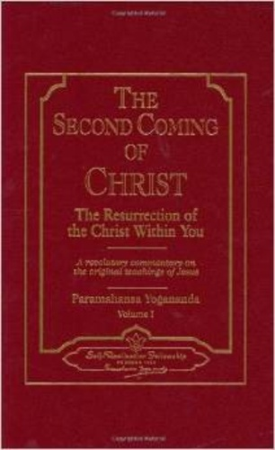 Paramahansa Yogananda - The Second Coming of Christ The Ressurection of the Christ Within You Coffret en 2 Volumes.
