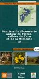 Parc national des Cévennes - Sentiers de découverte autour de Florac, vallées du Tarn et de la Mimente.