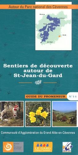 Parc national des Cévennes - Sentiers de découverte autour de St-Jean-du-Gard.