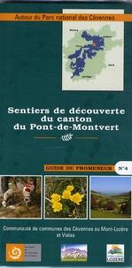 Parc national des Cévennes - Sentiers de découverte du canton du Pont-de-Montvert.