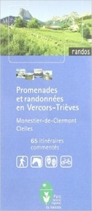 Promenades et randonnées en Vercors. - Vercors-Trièves, 20 itinéraires commentés.pdf