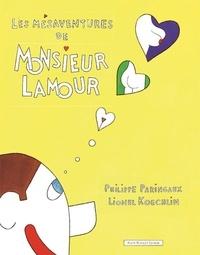 Lionel Koechlin et  Paringaux - Mésaventures de Monsieur Lamour (Les).