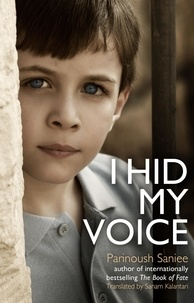 Parinoush Saniee - I Hid My Voice.