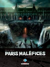 Jean-Pierre Pécau - Paris Maléfices T03 - Le Petit homme rouge des Tuileries.