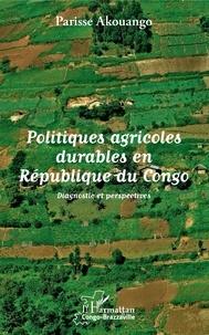 Sennaestube.ch Politiques agricoles durables en République du Congo - Diagnostic et perspectives Image