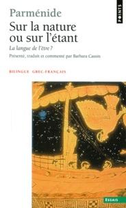 SUR LA NATURE OU SUR LETANT. - La langue de lêtre ?.pdf