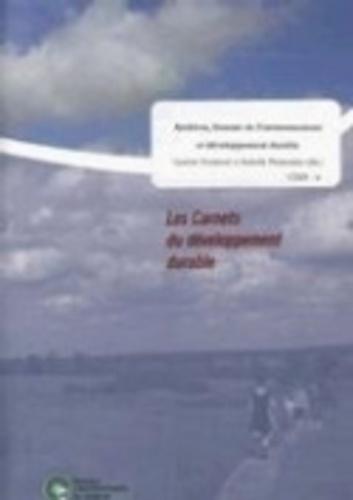 Parmentier - Archives, histoire de l'environnement et développement durable. Carnets du développement durable 6.