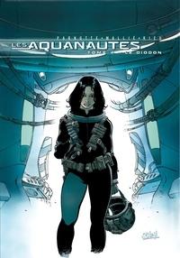 Parnotte et Vincent Mallié - Les Aquanautes Tome 4 : Le Diodon.