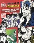 Parragon - Coloriage DC - Redonnez vie à vos super-héros !.
