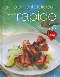 Parragon - Cuisine rapide et Cie.