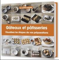 Parragon - Gâteaux et pâtisserie - Visualisez les étapes de vos préparations.