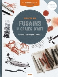 Parramon - Initiations aux fusains et craies d'art.