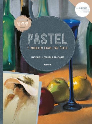 Parramon - Pastel - 11 modèles étape par étape - Matériel, conseil pratiques.
