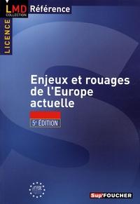 Parthenia Avgeri et Marie-Pierre Magnillat - Enjeux et rouages de l'Europe actuelle - Culture et citoyenneté européennes.
