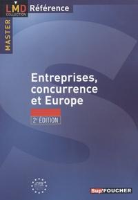Parthenia Avgeri - Entreprises, concurrence et Europe.