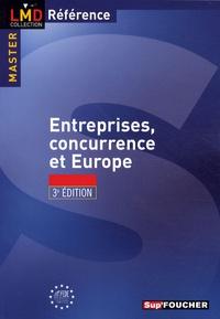 Parthenia Avgeri et Marie-Pierre Magnillat - Entreprises, concurrence et Europe.