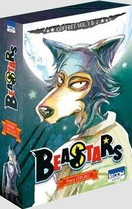Paru Itagaki - Beastars  : Coffret en 2 volumes - Tome 1 ; Tome 2.
