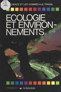 Pascal Acot et Paul Brouzeng - Écologie et environnements.