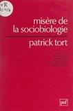 Pascal Acot et Jean-Pierre Gasc - Misère de la sociobiologie.